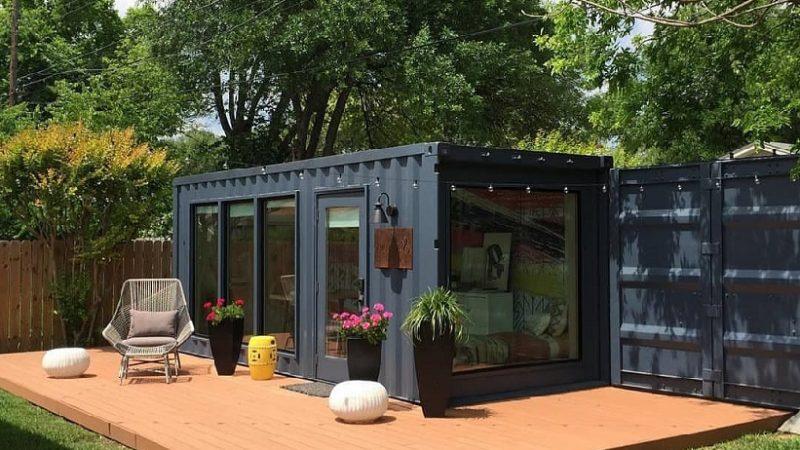 Casas prefabricadas con contenedores marítimos: una alternativa vitacional sostenible y versátil