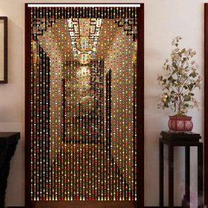 Cómo hacer cortinas de abalorios para las puertas de tu hogar