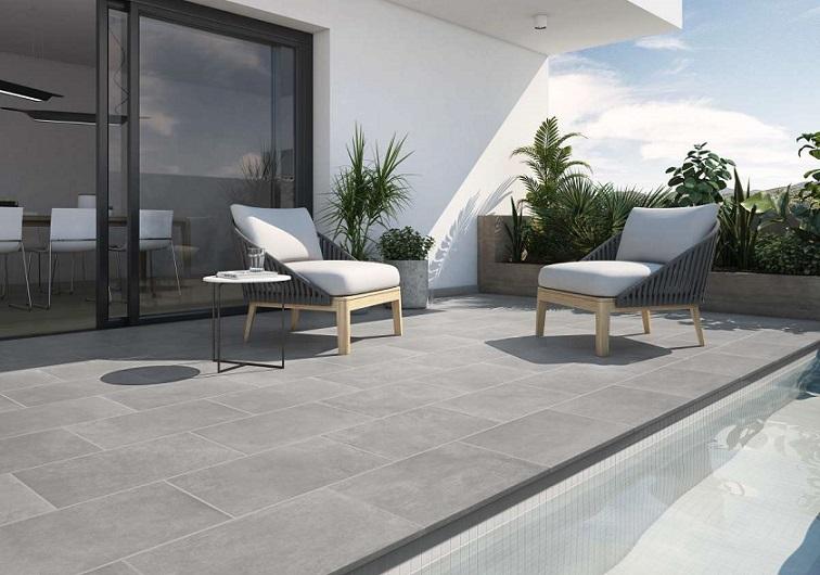 Principales ventajas de los suelos porcelánicos de exterior