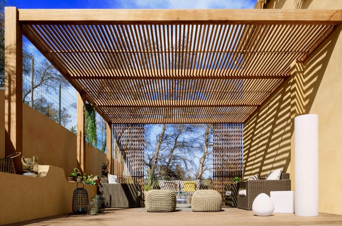 10 persianas exteriores para una casa moderna